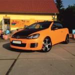 Folierung Golf Cabrio (3)