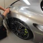 Folierung Steinschlag Porsche 911 (3)