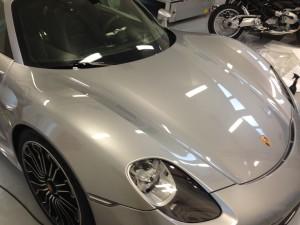 Folierung Steinschlag Porsche 911 (4)